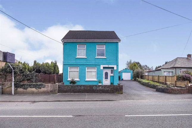 Thumbnail Detached house for sale in Pontardulais Road, Tycroes, Ammanford