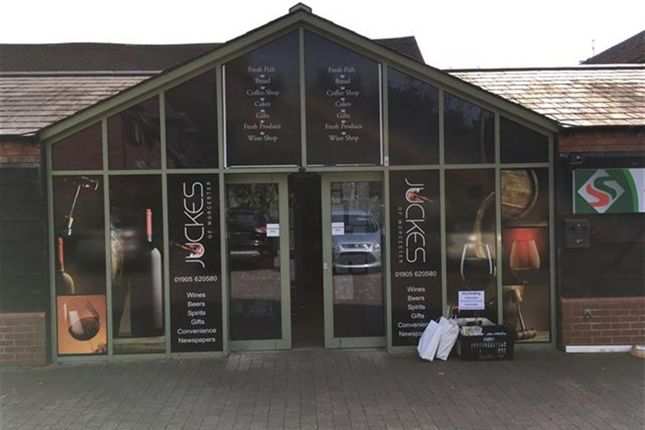 Thumbnail Retail premises for sale in General Store In Prominent Location WR9, Ombersley, Worcestershire