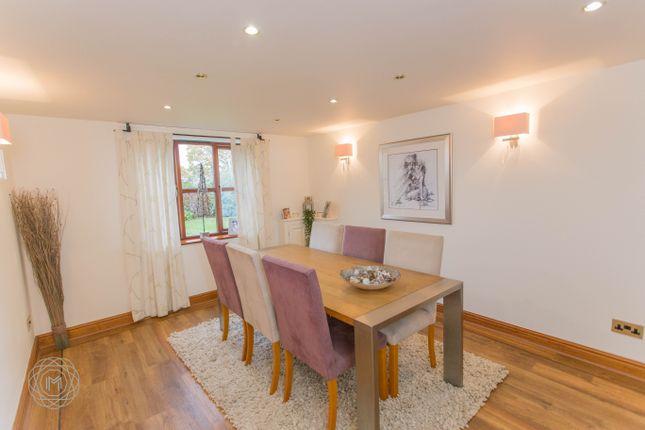 Dinning Room of Mustard Lane, Croft, Warrington WA3