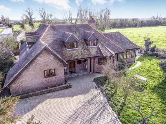 Thumbnail Detached house for sale in Brenzett, Romney Marsh