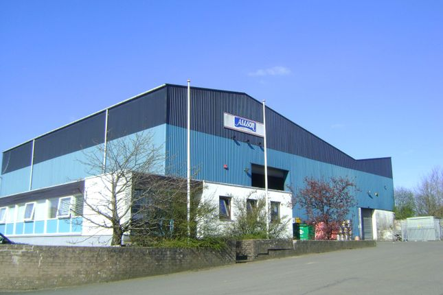 Thumbnail Light industrial for sale in Station Road, Buckhaven, Leven
