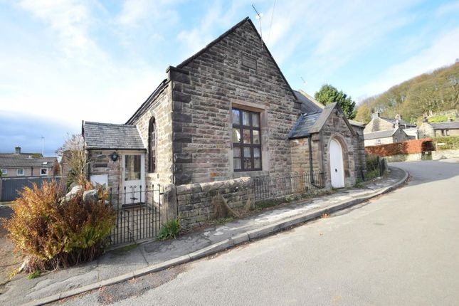 Thumbnail Detached house for sale in Winster Lane, Birchover, Matlock