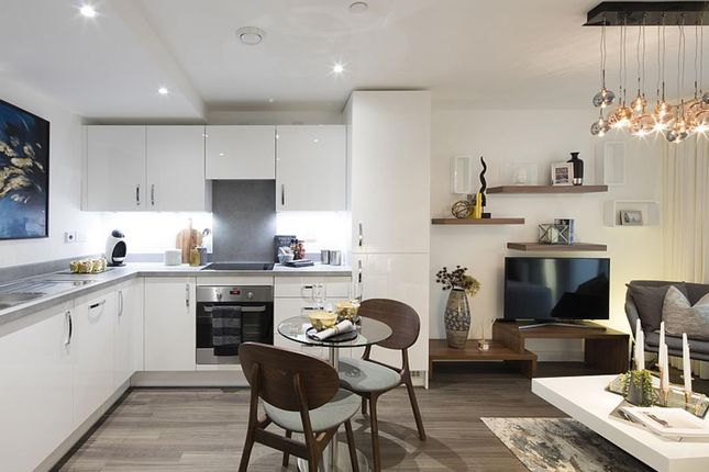 "Thumbnail Flat for sale in ""Grosvenor Court"" at Adenmore Road, London"