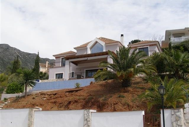 1 Fachade of Spain, Málaga, Mijas