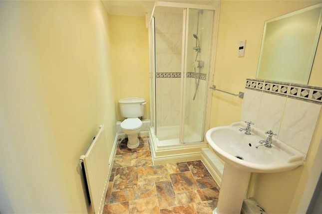 Shower Room of Old Mill Place, Wraysbury, Berkshire TW19