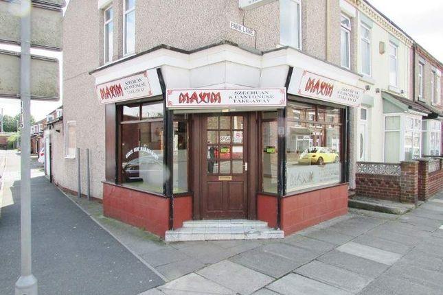 Restaurant/cafe for sale in 109 Park Lane, Darlington