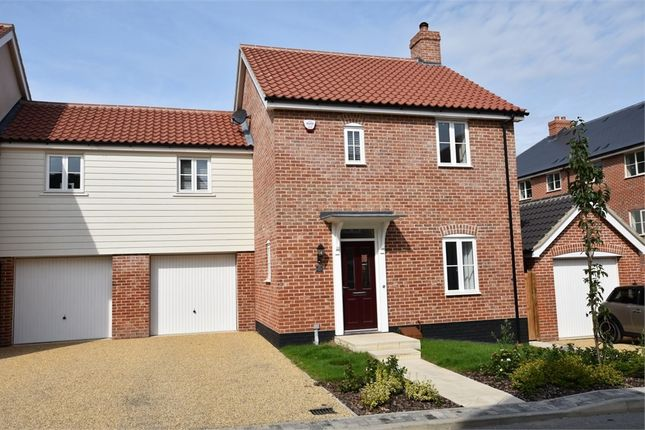Thumbnail Link-detached house for sale in Brimstone Chase, Stanway, Colchester, Essex