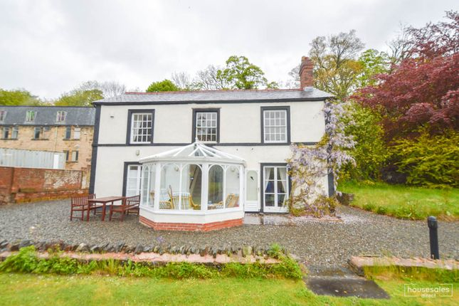 Thumbnail Detached house for sale in Mill Street, Llangollen