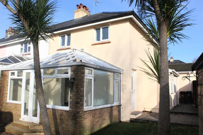 Thumbnail End terrace house for sale in Chapel Fields, South Brent