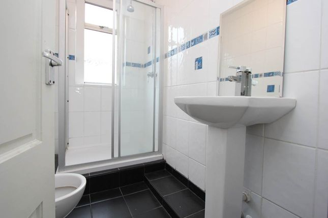 Shower Room WC of Park Avenue, Barry, Vale Of Glamorgan CF62