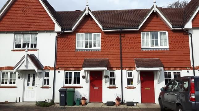Thumbnail Terraced house for sale in Furze Close, Horley, Surrey