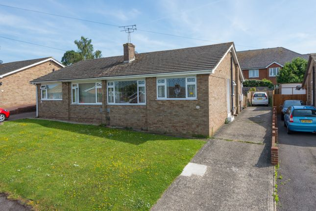 Thumbnail Bungalow for sale in Holmlea Close, Willesborough, Ashford