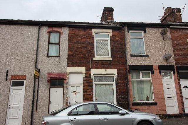 Thumbnail Terraced house for sale in Portland Street, Hanley, Stoke-On-Trent