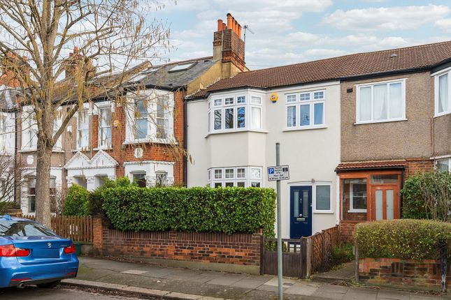 3 bed terraced house for sale in Evelyn Road, London