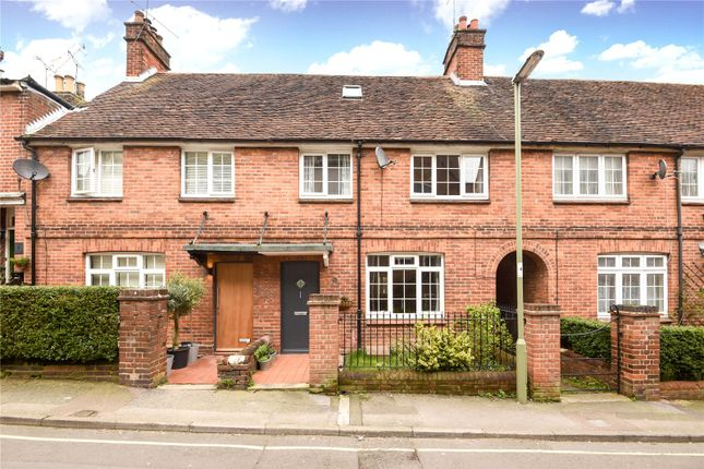Thumbnail Terraced house to rent in Swan Lane, Winchester, Hampshire
