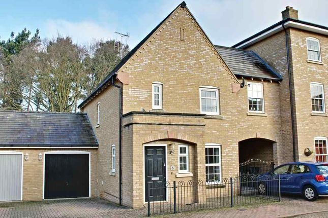 Thumbnail Semi-detached house for sale in Fernhill Place, Sherfield-On-Loddon, Hook