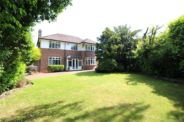 Thumbnail Detached house for sale in Whinfell Road, Sandfield Park, Liverpool, Merseyside