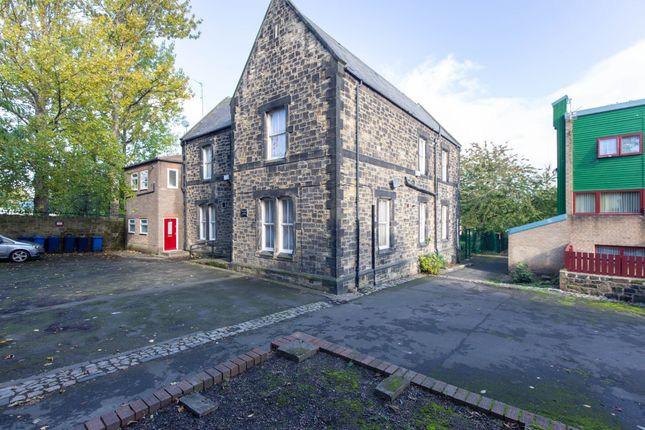 Thumbnail 1 bed end terrace house to rent in The Old Vicarage, Chirton Wynd, Byker