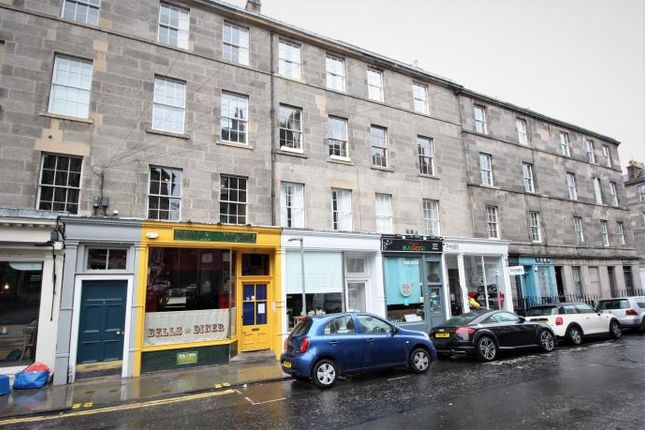 Thumbnail Flat to rent in St. Stephen Street, New Town, Edinburgh