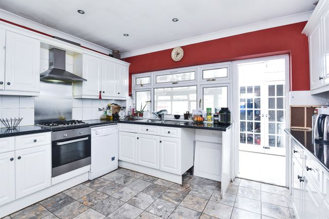 Thumbnail Semi-detached house for sale in Cheyne Avenue, Whitton, Twickenham