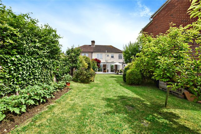 Thumbnail Semi-detached house for sale in Brampton Road, Bexleyheath, Kent