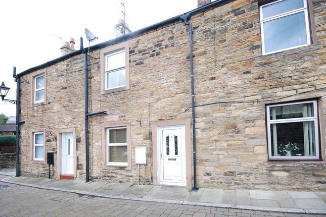 Thumbnail Terraced house for sale in St. James Lane, Haltwhistle