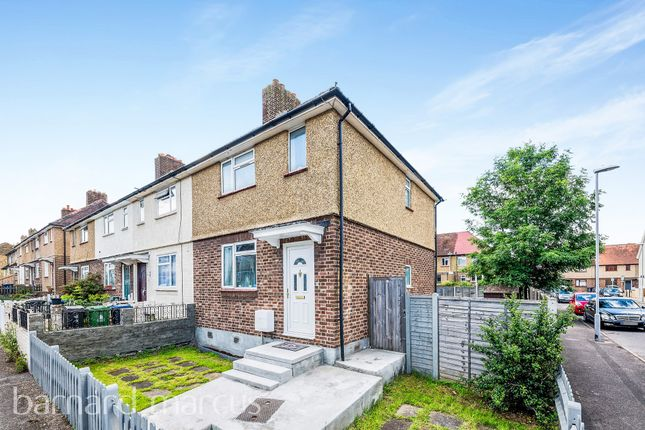 Thumbnail End terrace house for sale in Gladstone Road, Surbiton