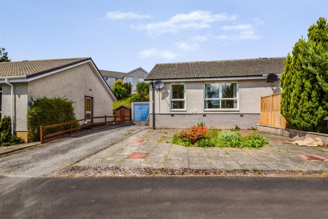 Thumbnail Semi-detached bungalow for sale in Robertson Crescent, Pitlochry