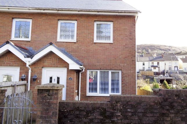Thumbnail Semi-detached house for sale in Penygraig -, Tonypandy