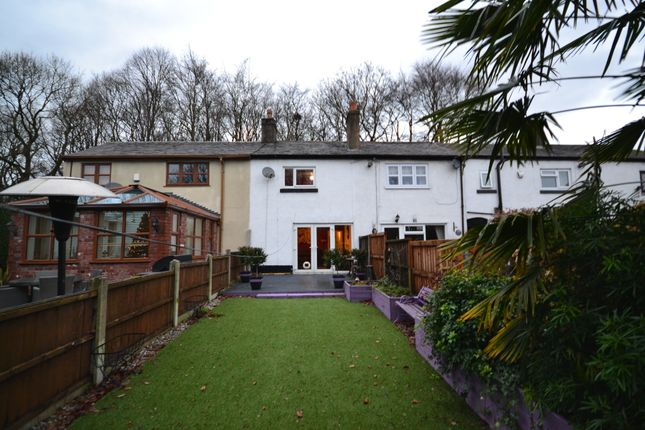 Thumbnail Cottage for sale in Moss View Cottage, Tyldesley, Manchester
