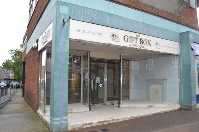 Thumbnail Retail premises to let in High Street, Billericay