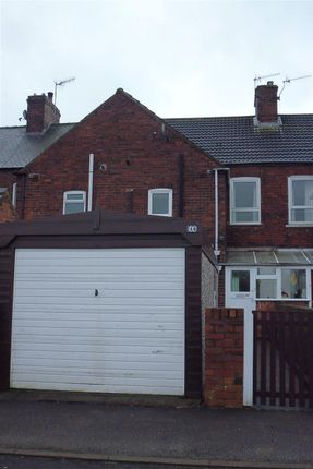 Thumbnail Terraced house to rent in Storforth Lane Terrace, Hasland, Chesterfield
