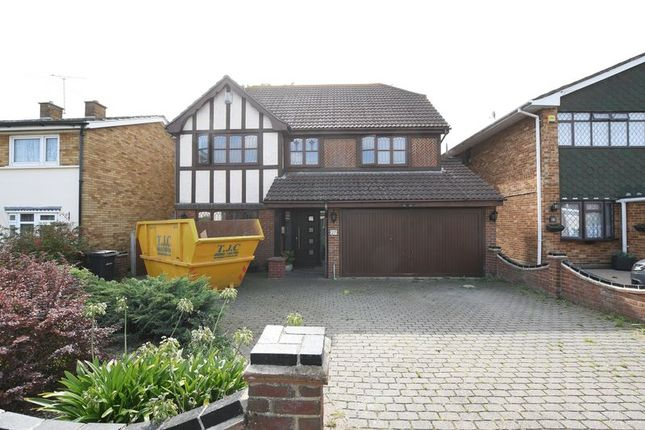 Thumbnail Detached house for sale in Ambleside Gardens, Hullbridge, Hockley