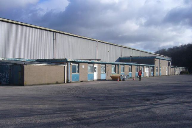 Thumbnail Industrial to let in Newtown Industrial Estate, Crosskeys, Newport