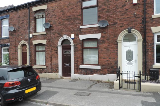 Thumbnail Terraced house to rent in Queen Street, Royton, Oldham