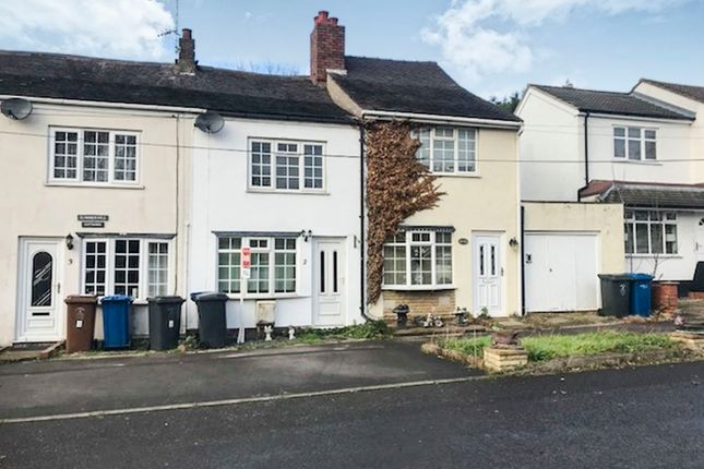 Thumbnail Cottage for sale in Walsall Road, Summerhill, Lichfield