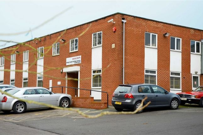 Office to let in Office Space, Denby House Business Centre, Loscoe, Derbyshire