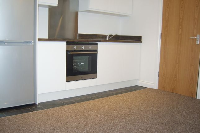 Studio to rent in Whitefield Terrace, Greenbank Road, Plymouth PL4