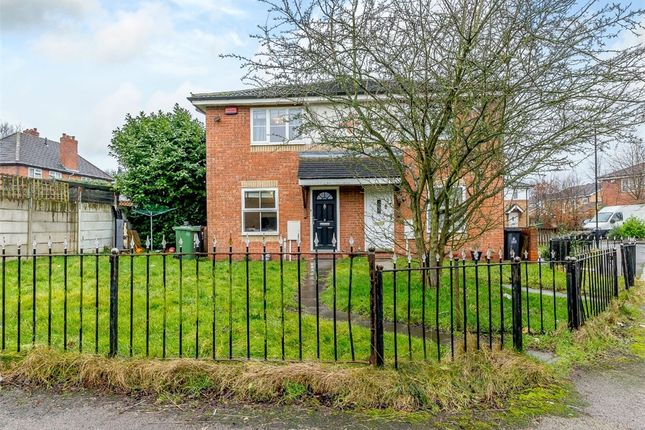 Thumbnail End terrace house for sale in Wareham Close, Walsall, West Midlands