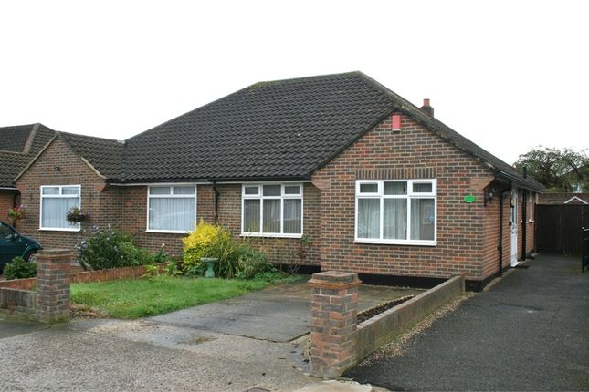 Thumbnail Semi-detached bungalow for sale in Westacott, Hayes