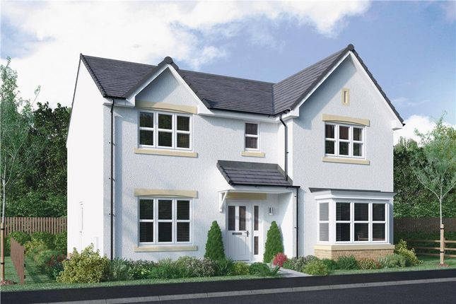 "Thumbnail Detached house for sale in ""Pringle"" at Brotherton Avenue, Livingston"