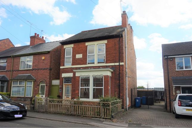 Thumbnail Detached house for sale in Littleover Lane, Derby