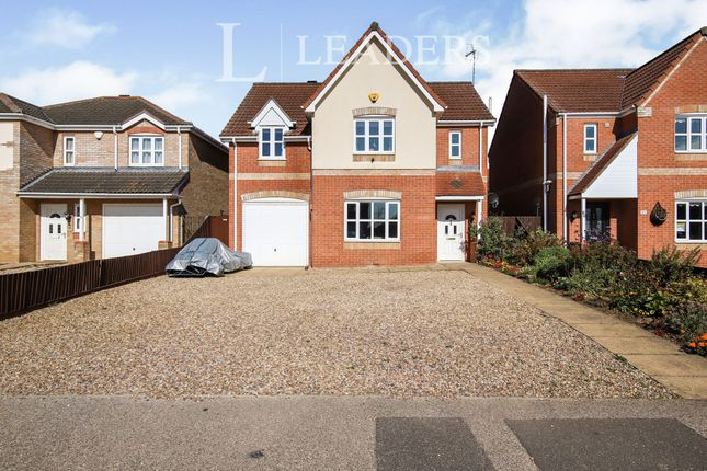 4 bed detached house to rent in Wignals Gate, Holbeach, Spalding PE12