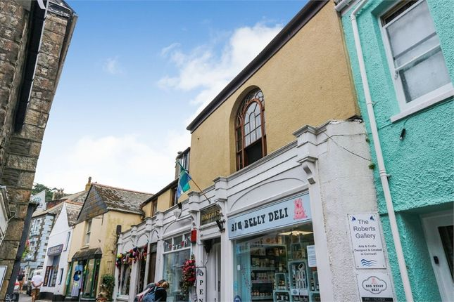 Thumbnail Maisonette for sale in Fore Street, Mevagissey, St Austell, Cornwall