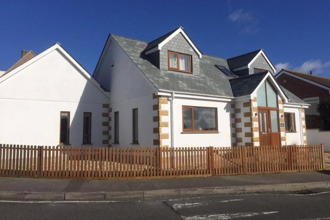 Thumbnail Detached house for sale in Marks Way, Tregunnel Park, Newquay