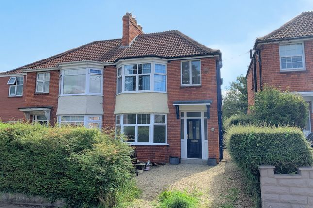 Thumbnail Semi-detached house to rent in The Down, Trowbridge