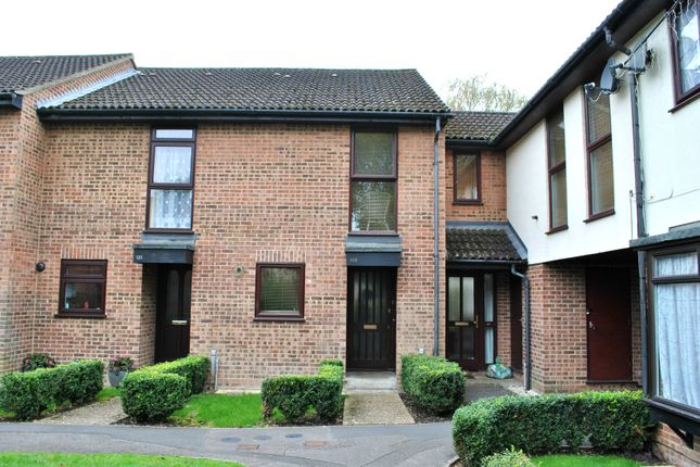 Thumbnail Terraced house to rent in Station Road East, Ash Vale, Aldershot