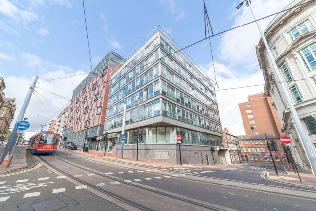 1 bed flat for sale in 50 West Street, City Centre, Sheffield S1
