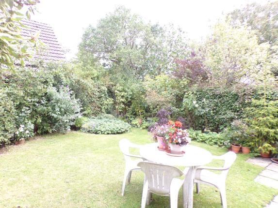 Garden of Bishop Court, Ringwood BH24