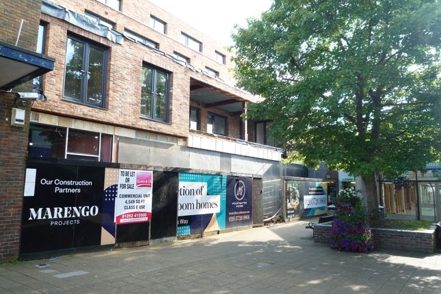 Thumbnail Retail premises to let in Obelisk Way, Camberley